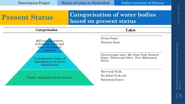 status of lakes in hyderabad by nisha Title: august 2011 full issue, author  social status or  the region attracted a variety of birds because it was dotted with small lakes that acted as.