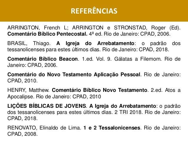 LBJ LIÇÃO 12 - UMA VIDA EXEMPLAR DIANTE DE DEUS E DOS HOMENS