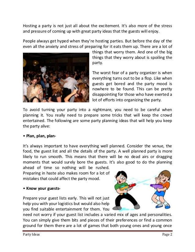 party planning online juve cenitdelacabrera co