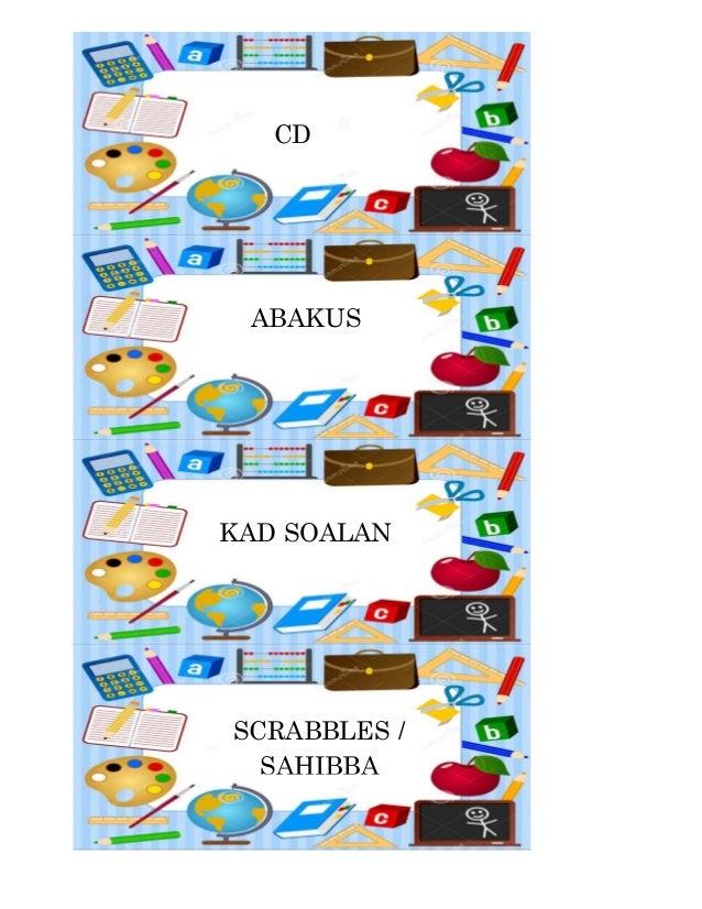 CD  ABAKUS  KAD SOALAN  SCRABBLES /  SAHIBBA