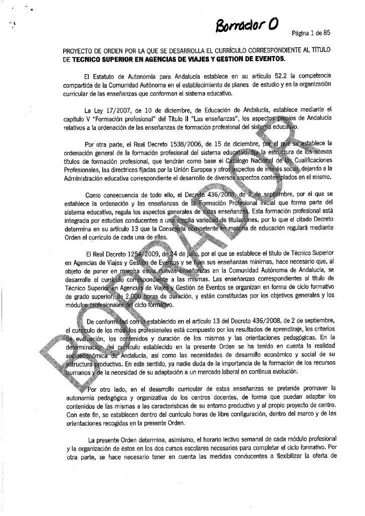 AGENCIAS DE VIAJE Y DESTIÓN DE EVENTOS