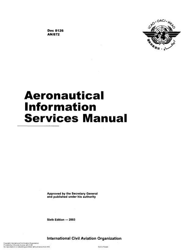 DOCUMENTO 8126 OACI PDF