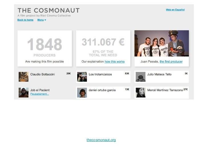 thecosmonaut.org