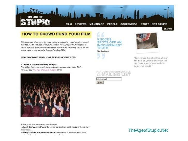TheAgeofStupid.Net