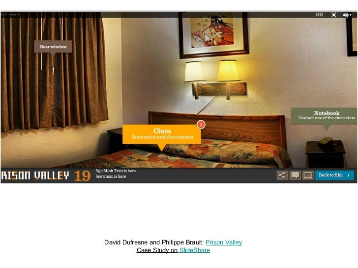 David Dufresne and Philippe Brault:  Prison Valley Case Study on  SlideShare