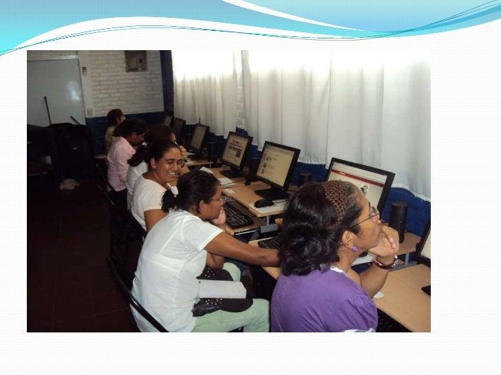 Docente en capacitación, Escuela Enmanuel Mongalode Matagalpa