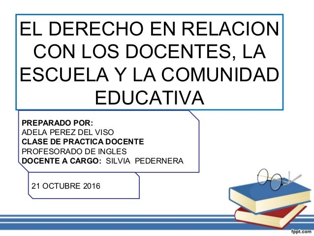 Los docentes y el derecho argentino d cada 2006 2016 for Docentes en el exterior 2016