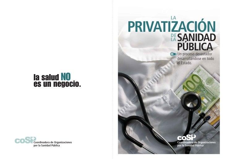 LA                                   PRIVATIZACIÓN                                        DE                              ...