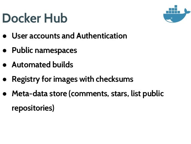 Docker does it matter for java developer for Docker hub consul