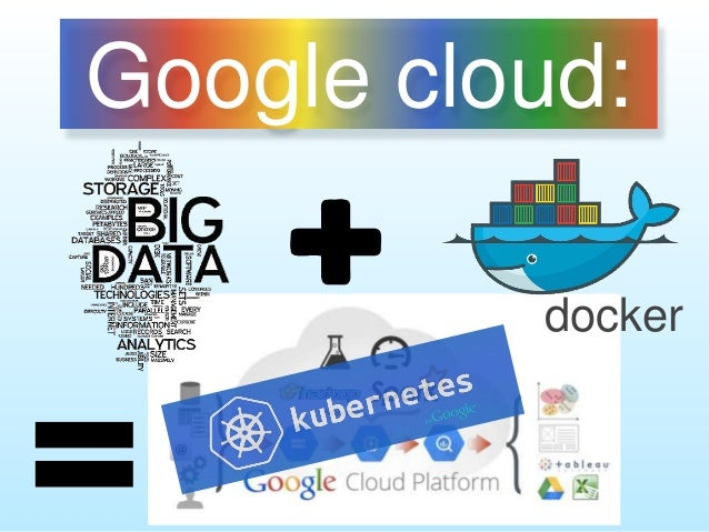 docker Google cloud: