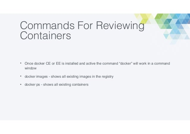 An introduction to configuring Domino for Docker