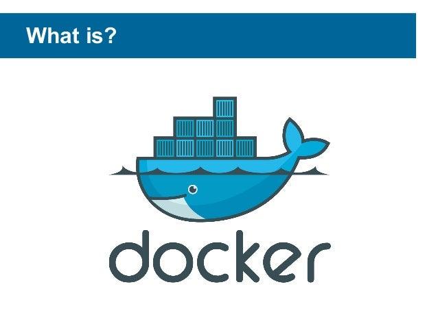Docker and plone Slide 2