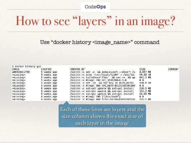 Docker by Example - Basics