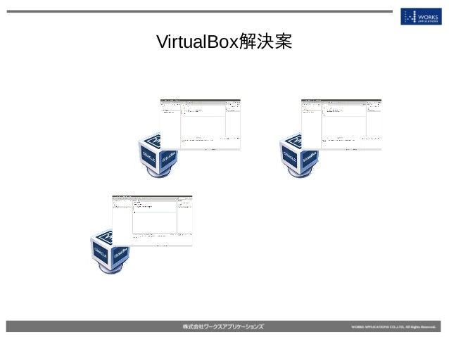 VirtualBox解決案