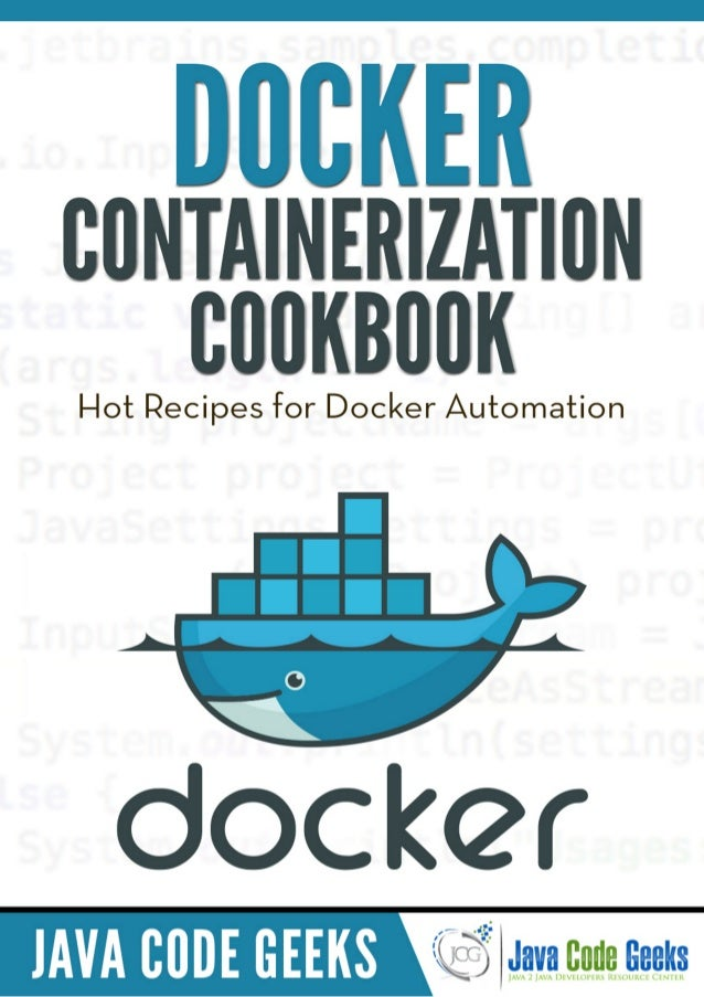 Docker Containerization Cookbook i Docker Containerization Cookbook
