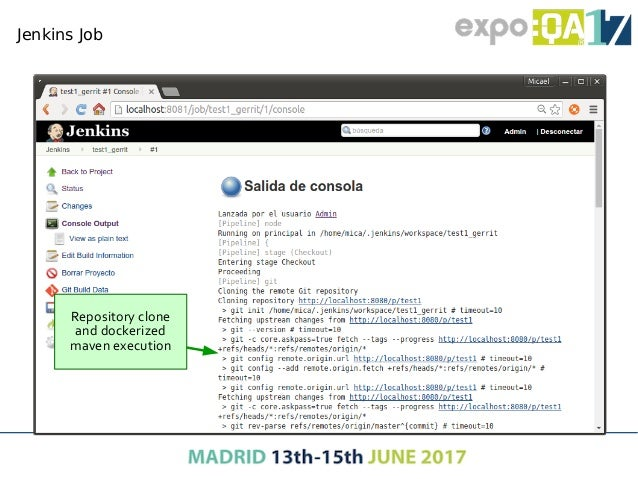● Testing different languages with Docker – Testing Node apps with mocha ● https://dzone.com/articles/testing-nodejs-appli...