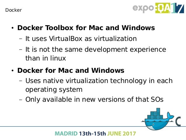 •Docker Image – Basic template for a container (hard disk of VM) – It contains SO (ubuntu), libs (Java) and app (webapp.ja...