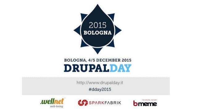 Docker for developers #drupalday2015