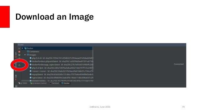 Docker for PHP Developers - Jetbrains