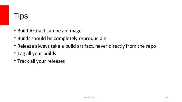 Build Step - Start Small • Build your application • Run composer • Run npm/bower • Build JS/CSS • Use the compiled output ...