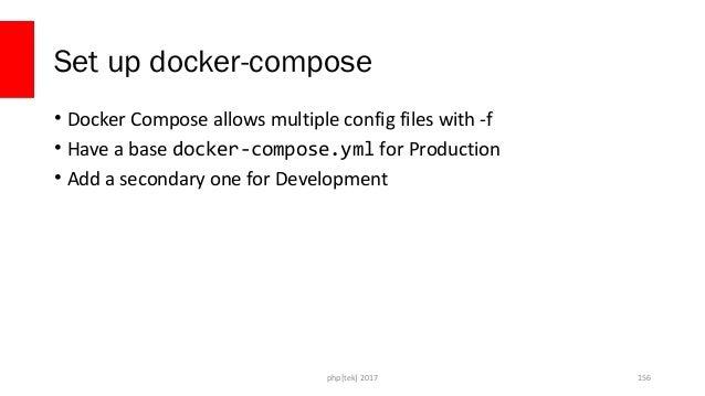 version: '2' volumes: mysqldata: driver: local services: nginx: build: context: ./ dockerfile: ./nginx.dockerfile ports: -...