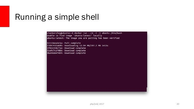 php[tek] 2017 Running a simple shell 21