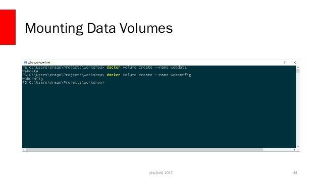 php[tek] 2017 Mounting Data Volumes 45