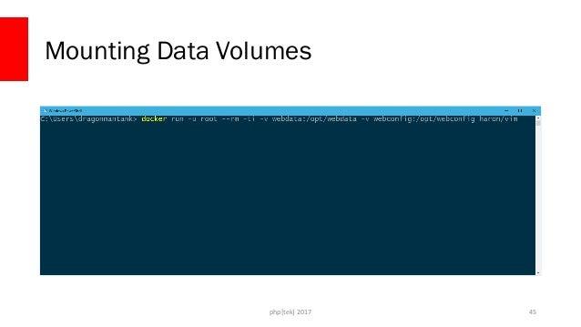 php[tek] 2017 Mounting Data Volumes 46