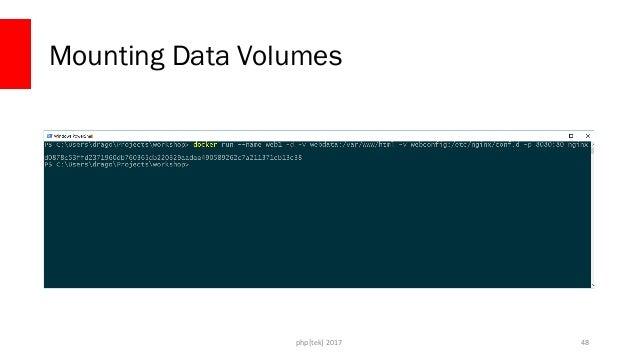 php[tek] 2017 Mounting Data Volumes 49