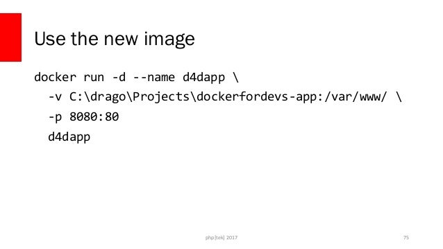 php[tek] 2017 Use the new image 76