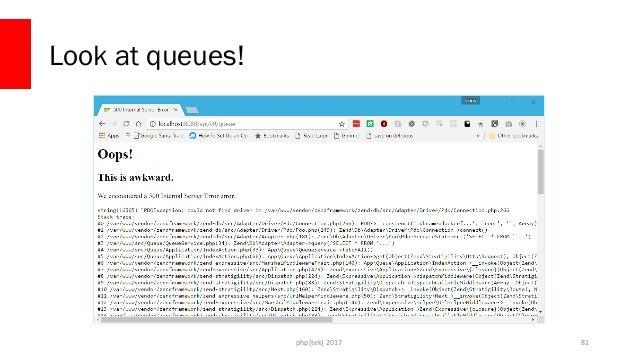 php[tek] 2017 docker/Dockerfile FROM php:apache RUN a2enmod rewrite && docker-php-ext-install pdo_mysql 82