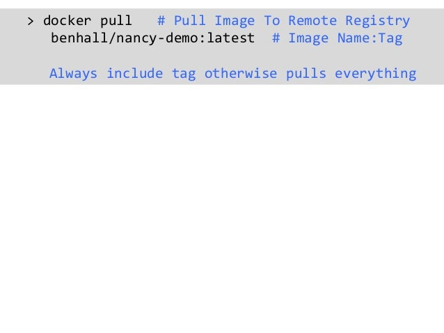 Running docker in development production devsum 2015 for Consul node js