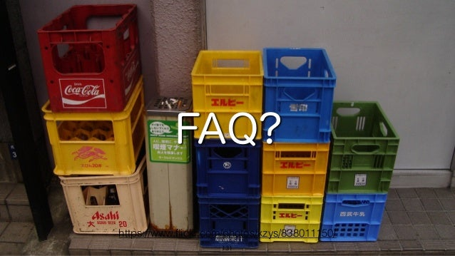 131 FAQ? https://www.flickr.com/photos/kzys/838011150/