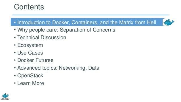 Docker introduction Slide 2