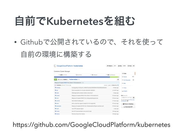 Software Design  2014年12月号で  k8sの使い方を書きました