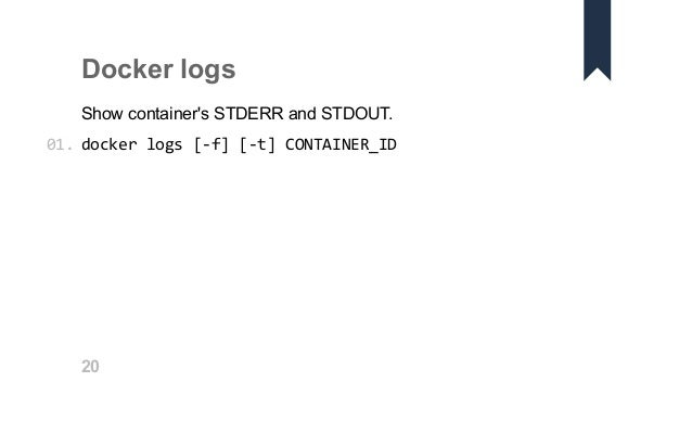 Docker logging with Elastic stack