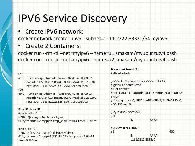 Docker 1 11 Presentation