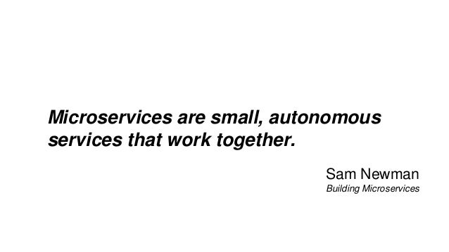 Microservices, Docker & Service Discovery with Smartstack