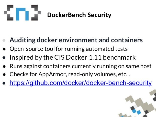 Testing Docker Images Security -NcN edition