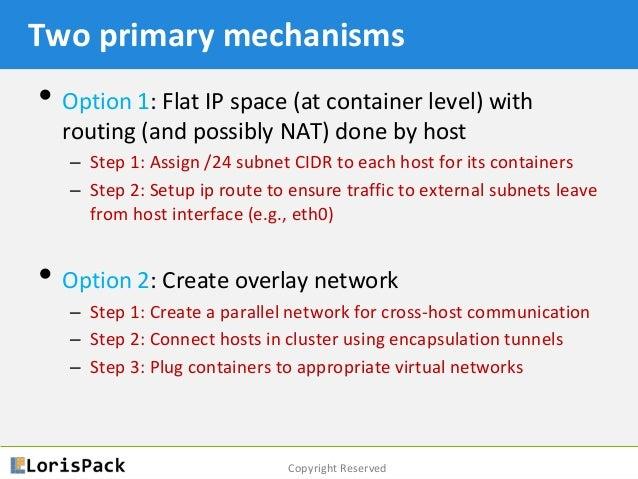 Docker networking tutorial 102