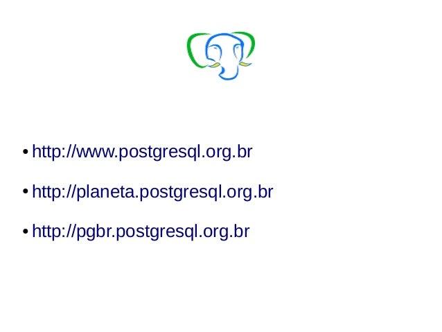 Docker e postgresql Slide 3