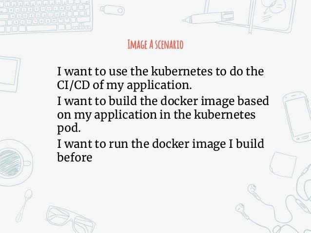 Integration kubernetes with docker private registry