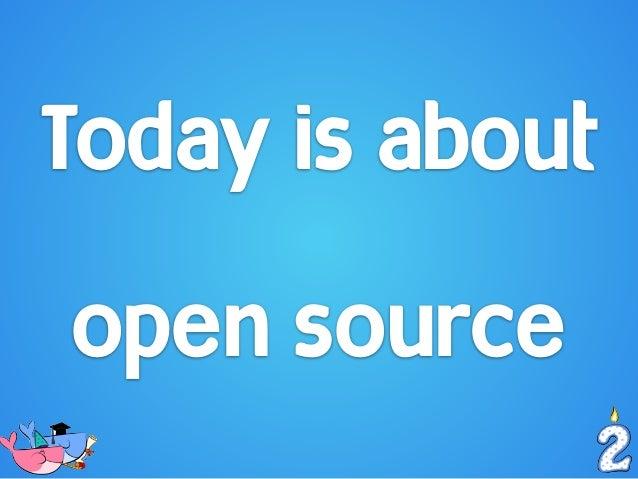 Docker Open-Source-A-Thon 2015 Slide 3
