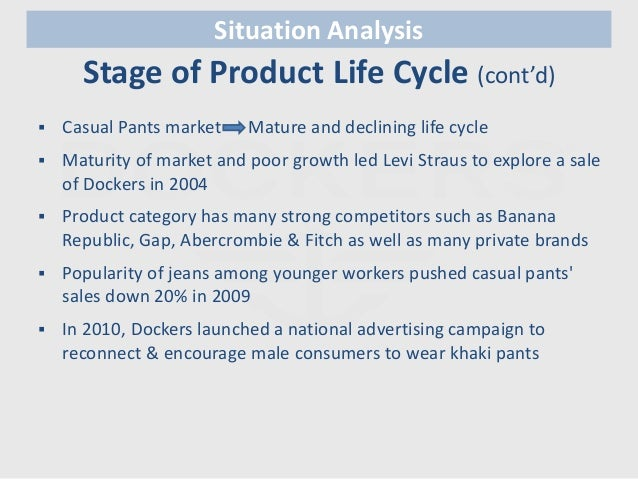 levi dockers case study The organizational study of levi strauss the organizational study of levi strauss the organization markets their products under the leading brand names such as levi's, dockers case study analysis.