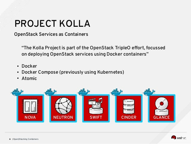 Kolla openstack