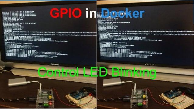 Docker Use Cases on Raspberry Pi