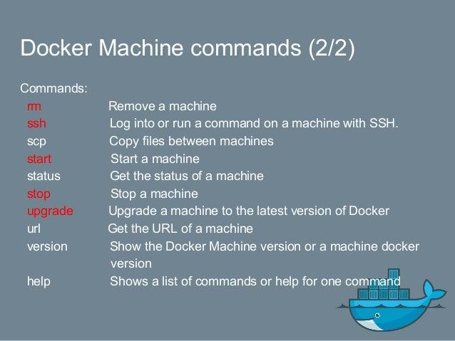 2. Docker Machine 建立雲端虛擬機