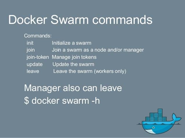 4. 以 Machine 建置 Swarm 叢集