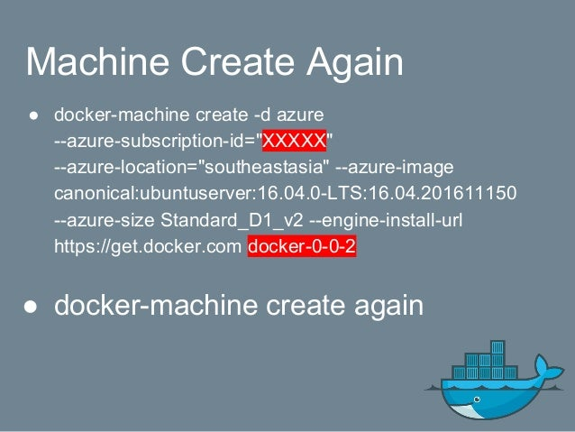 Create Swarm Cluster Check version: $ docker -v $ docker info $ docker swarm init docker swarm join  --token SWMTKN-1-44ze...