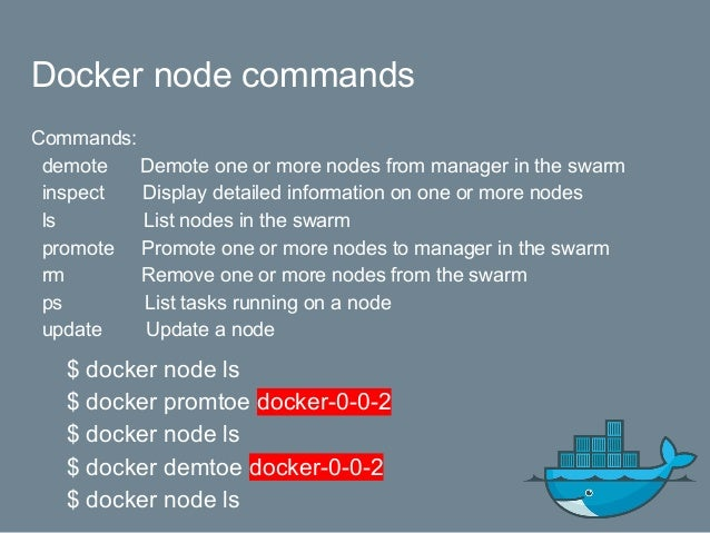 5.1 Docker Swarm Networking